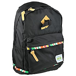 Skechers - Black deco-line backpack