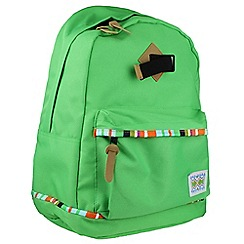 Skechers - Green deco-line backpack