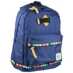 Skechers - Navy deco-line backpack