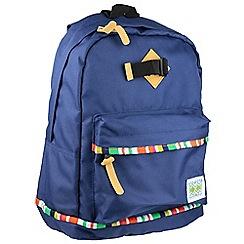 Skechers - Navy deco-line backpack