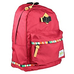 Skechers - Red deco-line backpack