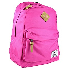 Skechers - Fuchsia camp backpack