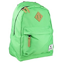 Skechers - Green camp backpack