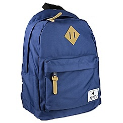 Skechers - Navy camp backpack