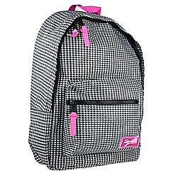 Skechers - Pink chao backpack