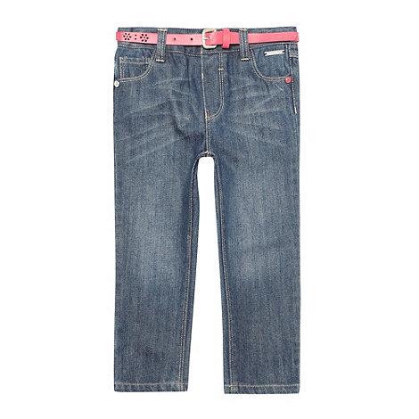 RJR.John Rocha - Girl+s blue denim classic jeans