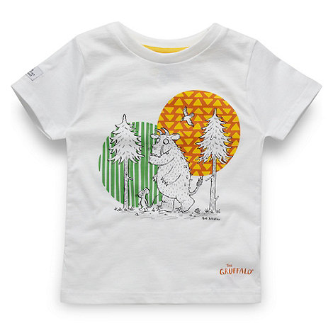 BBC Children In Need - Children's white 'Gruffalo' t-shirt