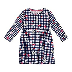 bluezoo - Girls' gingham print dress
