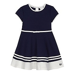 J by Jasper Conran - Girls' navy jersey dress