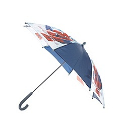 Spider-man - Boy's navy 'Spider-Man' umbrella