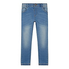 bluezoo - Girl's light blue skinny jeans