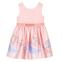 J by Jasper Conran - Designer girl's pink boating scene dress