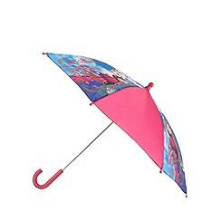 Disney Frozen - Girl's pink 'Frozen' umbrella
