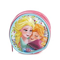 Disney Frozen - Girl's pink 'Frozen' coin purse