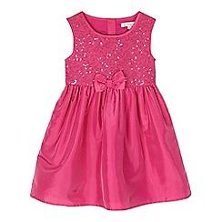 bluezoo - Girls' pink sparkle dress
