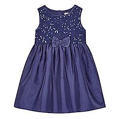bluezoo - Girls' purple sequin dress