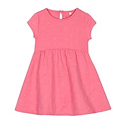 bluezoo - Girls' pink jersey dress