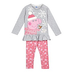 Peppa Pig - Girls' 'Peppa Pig' top and bottoms set