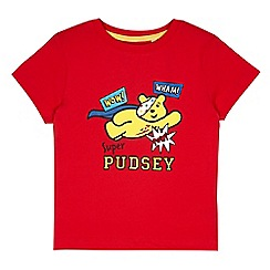 BBC Children In Need - Children's red 'Super Pudsey' t-shirt