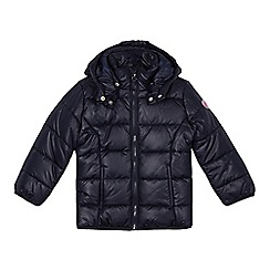 Esprit - Girl's navy padded jacket