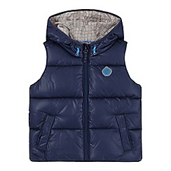 Esprit - Boy's navy padded gilet
