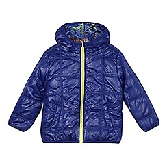 Esprit - Boy's bright blue padded jacket
