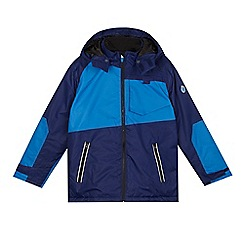Esprit - Boy's blue waterproof coat