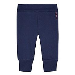 Esprit - Babies navy jogging bottoms