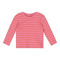 Esprit - Babies pink striped top