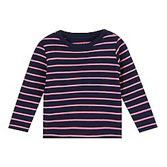Esprit - Babies navy striped top