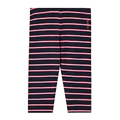Esprit - Babies navy striped leggings