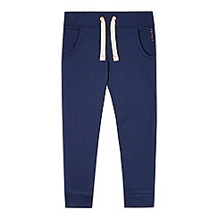 Esprit - Girl's navy jogging bottoms