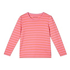 Esprit - Girl's pink striped top