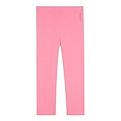 Esprit - Girl's pink leggings