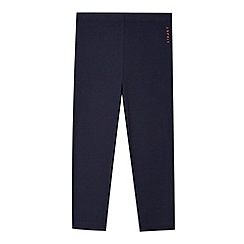 Esprit - Girl's navy leggings