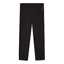 Esprit - Girl's black leggings
