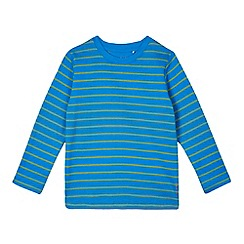 Esprit - Boy's bright blue striped top