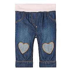 Esprit - Babies dark blue denim jeans