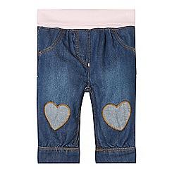 Esprit - Babies dark blue denim jeans