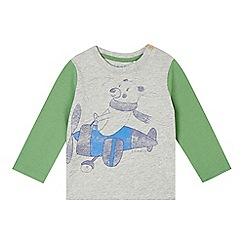 Esprit - Babies bear plane t-shirt