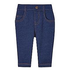 Esprit - Babies navy mock jogger jeans
