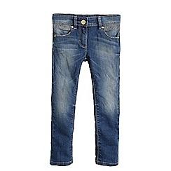 Esprit - Girl's dark blue skinny jeans