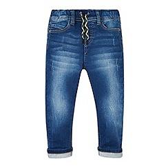 Esprit - Boy's blue slim leg jeans