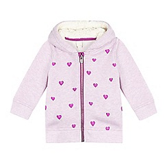 Esprit - Baby girls' heart sweatshirt
