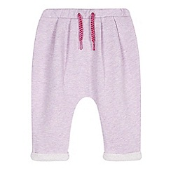 Esprit - Baby girls' lilac joggers
