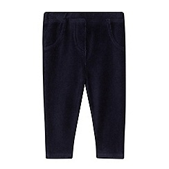 Esprit - Baby girls' navy joggers