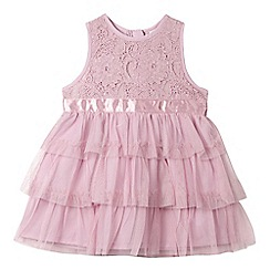 Esprit - Baby girls' lilac dress