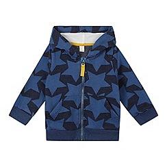 Esprit - Baby boys' grey star hoodie