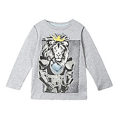 Esprit - Boys lion print top