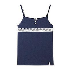 Esprit - Girls dark blue strappy vest top